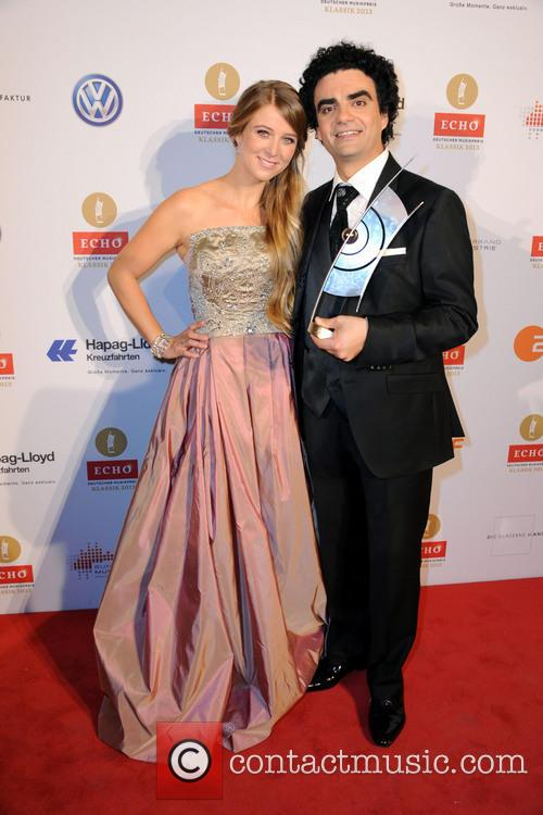 Nina Eichinger and Rolando Villazon 7