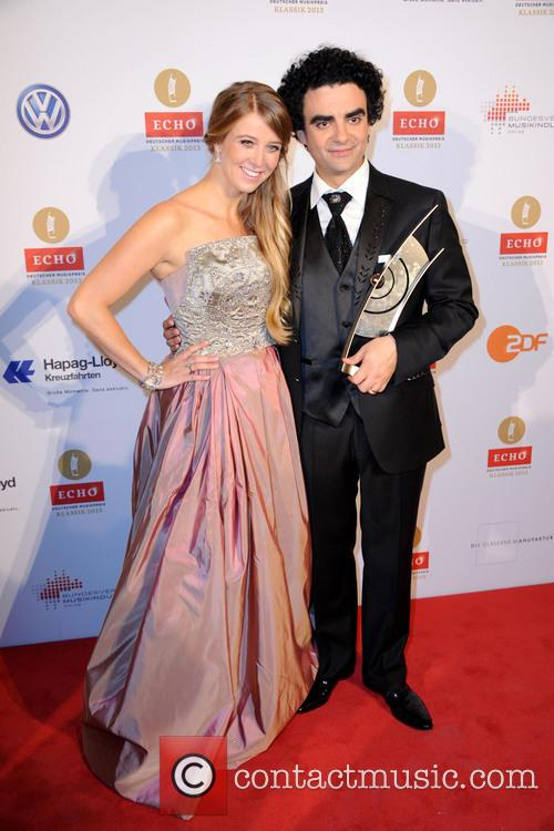 Nina Eichinger and Rolando Villazon 8