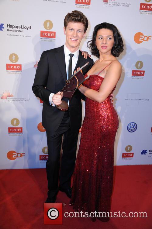 Alexander Krichel and Khatia Buniatishvili 3