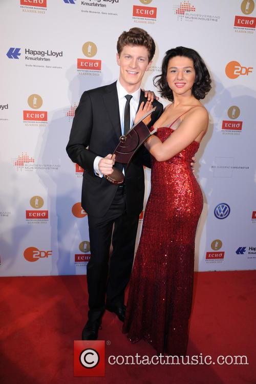 Alexander Krichel and Khatia Buniatishvili 7