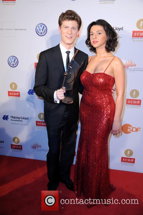 Alexander Krichel and Khatia Buniatishvili