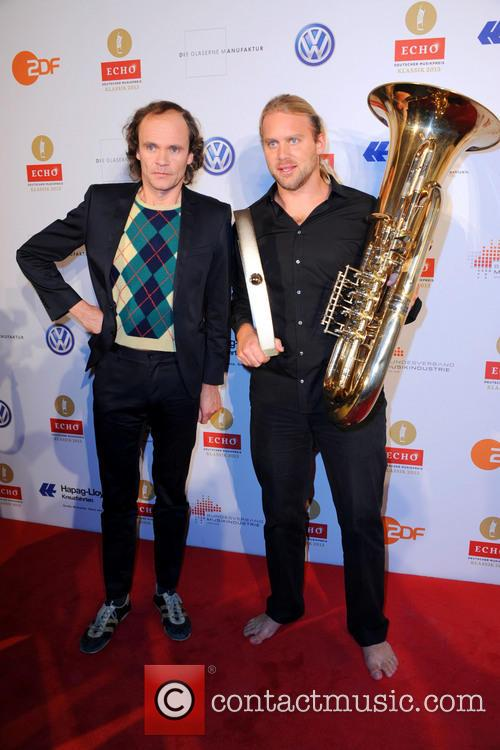 Olaf Schubert and Andreas Martin Hofmeir 1