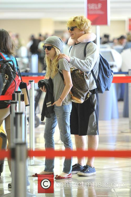 Emma Roberts and Evan Peters 21