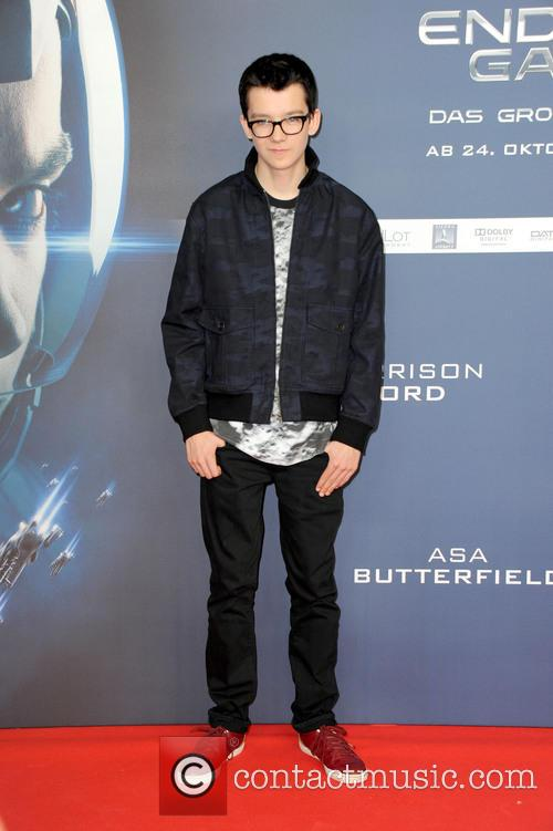 Asa Butterfield 3