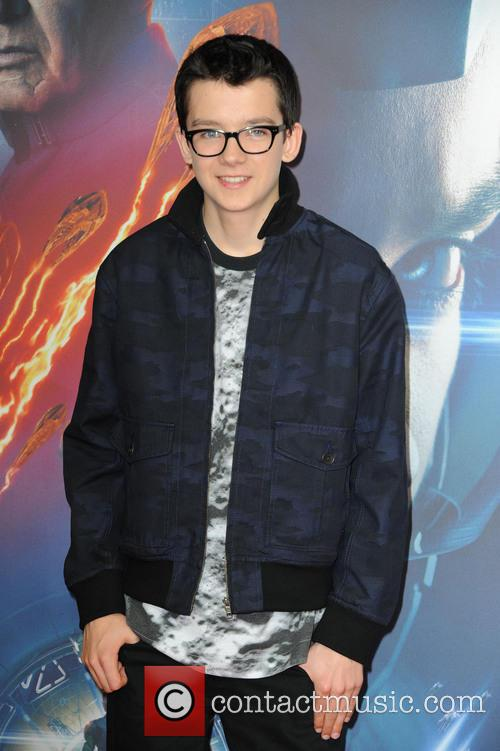 Asa Butterfield 4