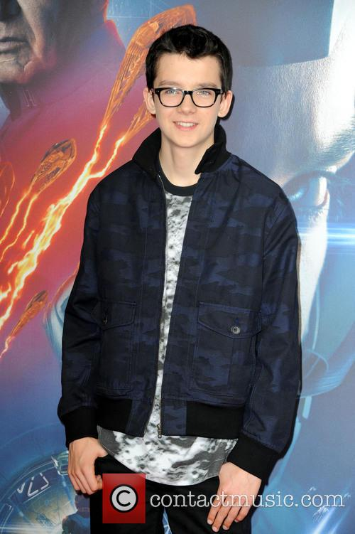 Asa Butterfield 5