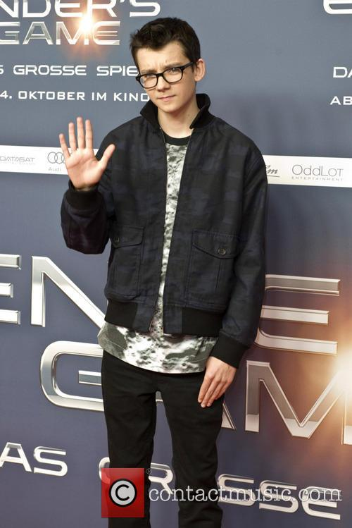 Asa Butterfield 8