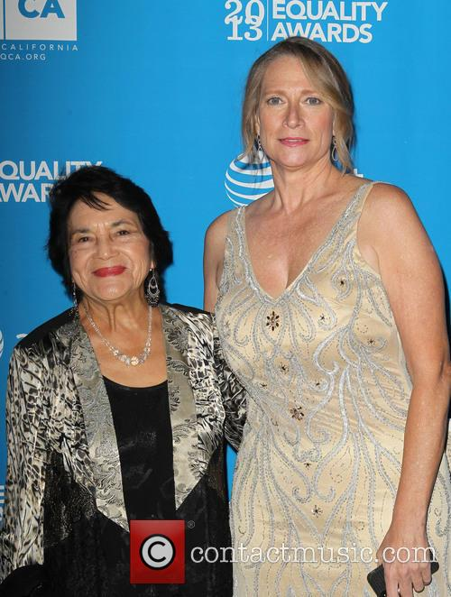 Dolores Huerta and The Honorable Betsy Butler 3