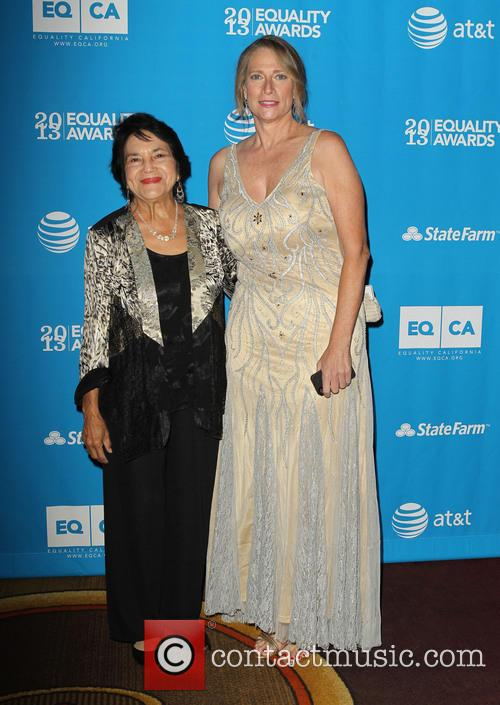 Dolores Huerta and The Honorable Betsy Butler 4