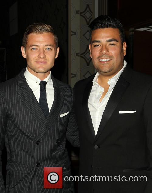 Robbie Rogers and The Honorable Ricardo Lara 11