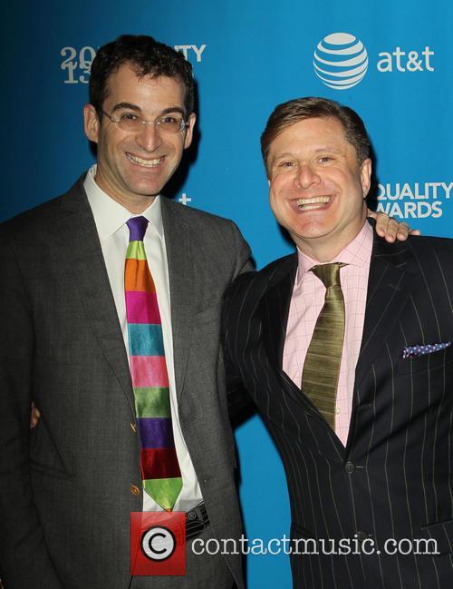 Ron Galperin and Rabbi Zachary Shapiro 1
