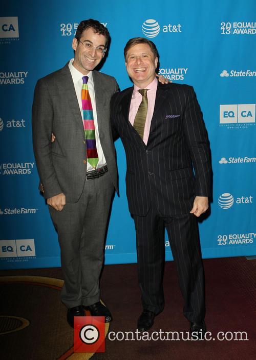 Ron Galperin and Rabbi Zachary Shapiro 2