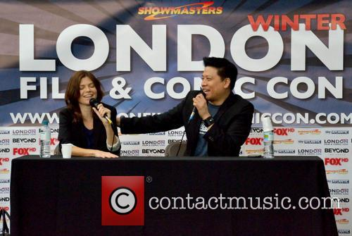 London Film and Comic Con - Day 2