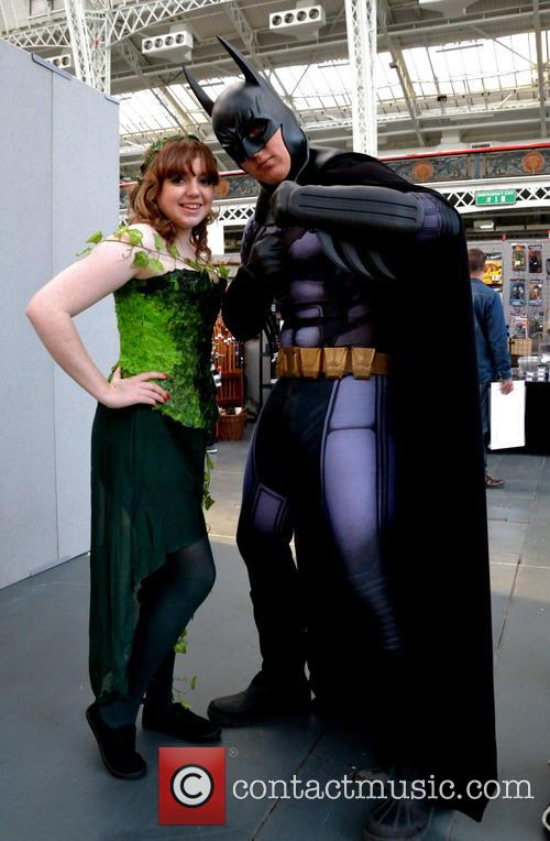 London Film, Comic Con and Day 3