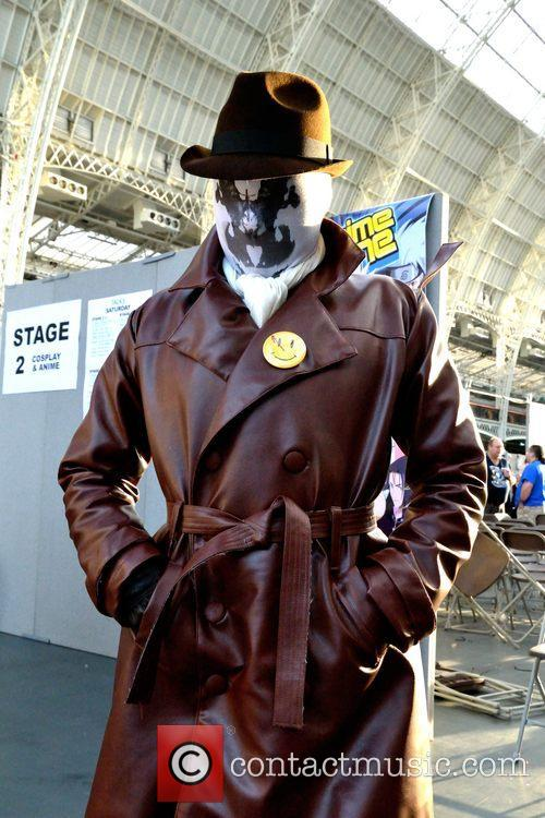 London Film, Comic Con and Day 1