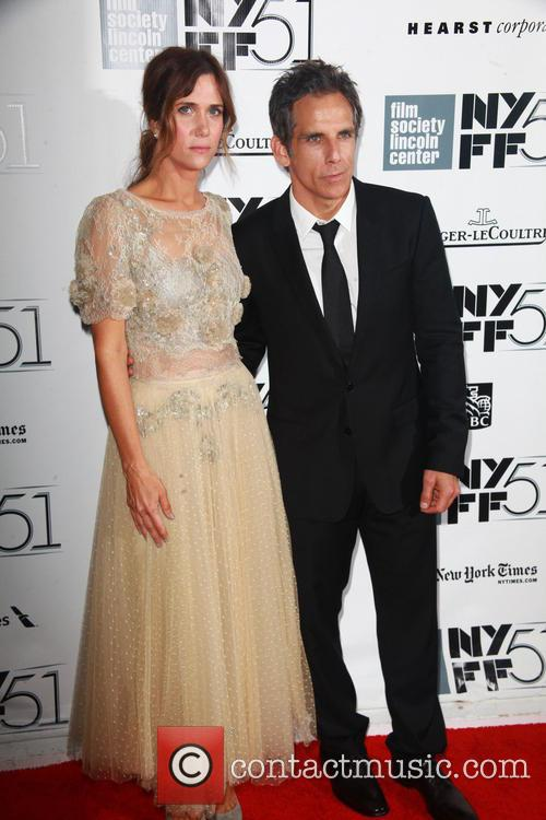Kristen Wiig and Ben Stiller 2
