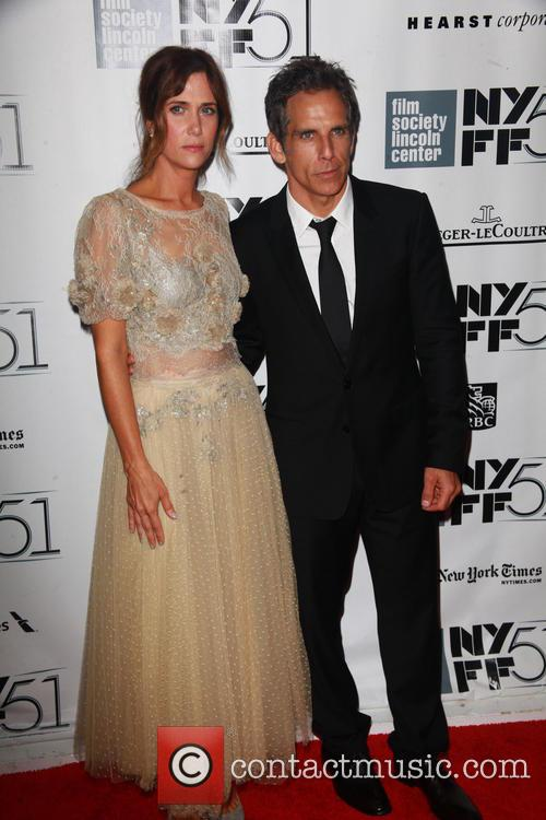Kristen Wiig and Ben Stiller 9