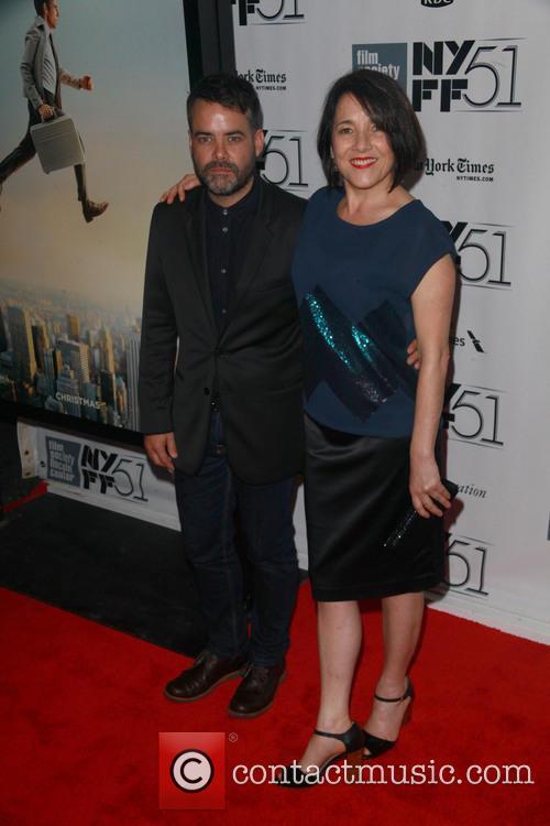 Sebastián Lelio and Paulina García 3