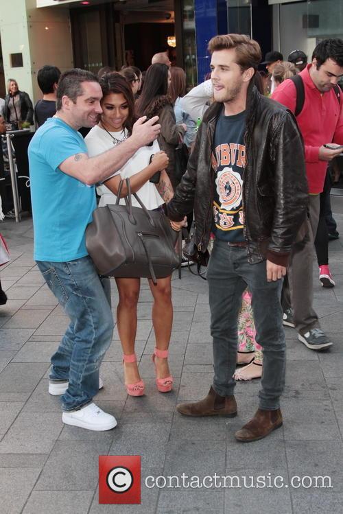 Vanessa White and Boyfriend 2