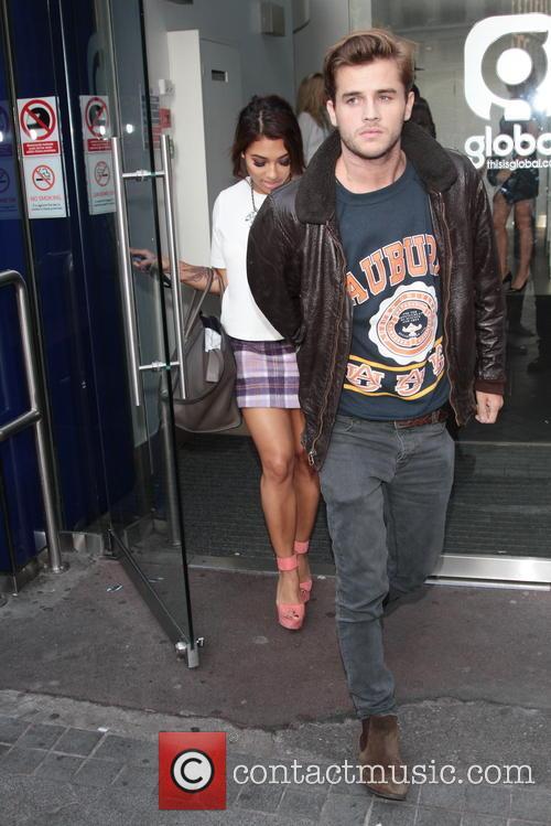 Vanessa White and Boyfriend 3