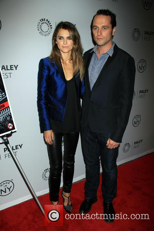 Keri Russell and Matthew Rhys 4