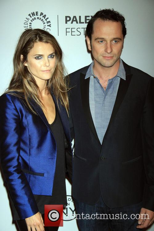 Keri Russell and Matthew Rhys 5
