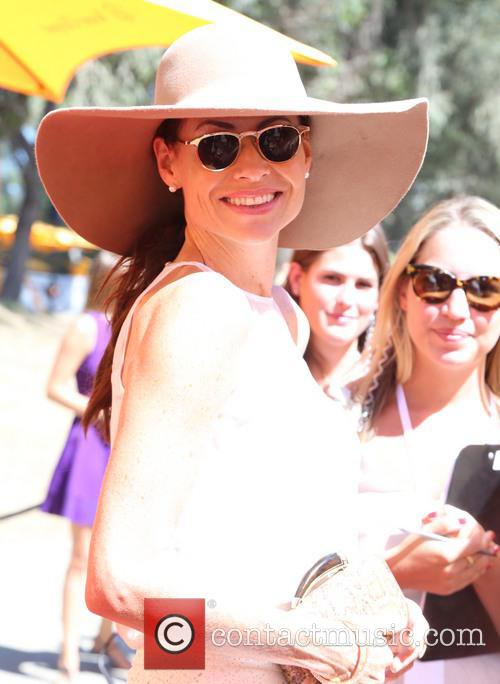 Minnie Driver, Will Rogers State Historic Park