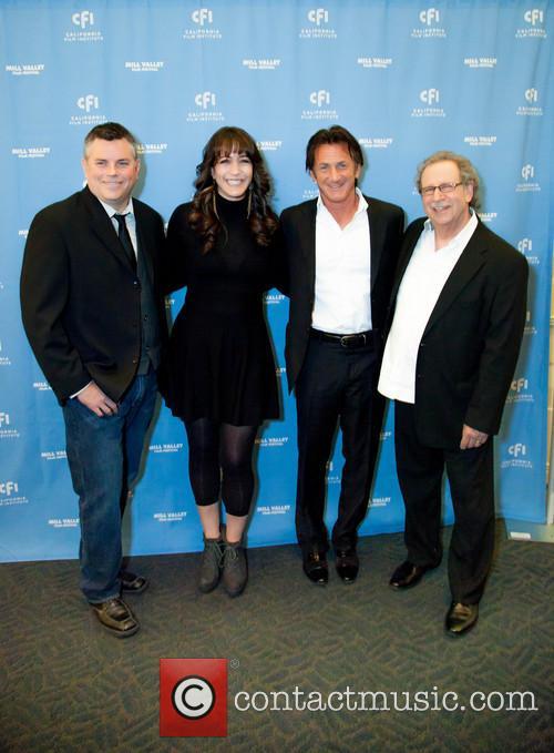 Don Hardy, Dana Nachman, Sean Penn and Mark Fishkin 2