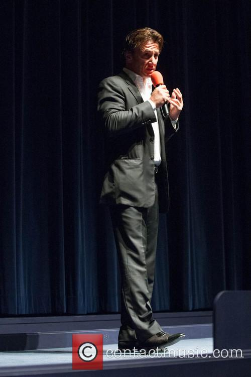 Sean Penn, Raphael Theatre, San Francisco