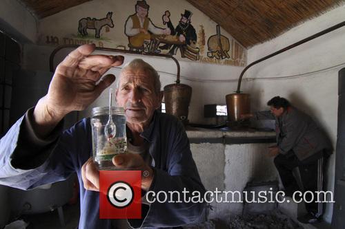 Bulgaria Home Made An Alcoholic Beverage 6