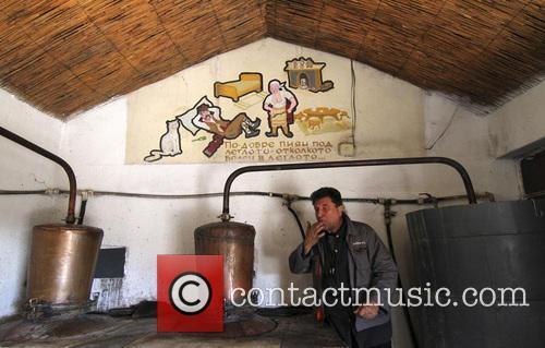 Bulgaria Home Made An Alcoholic Beverage 9