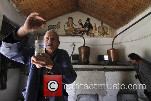 Bulgaria Home Made An Alcoholic Beverage 11