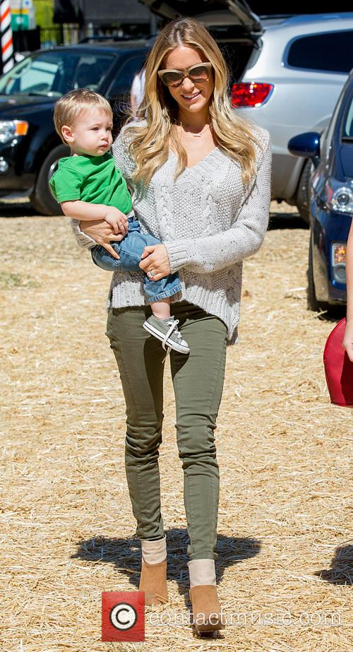 Kristin Cavallari Takes Son Camden to Mr Bones...