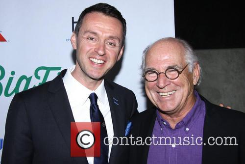 Andrew Lippa and Jimmy Buffett 1