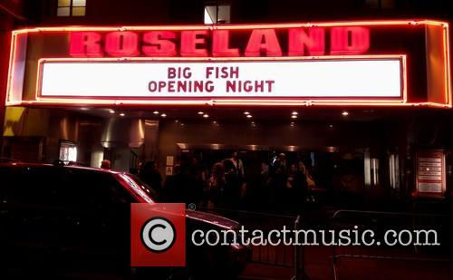 Opening night after party for broadway 39 s big fish 2 for Big fish musical soundtrack