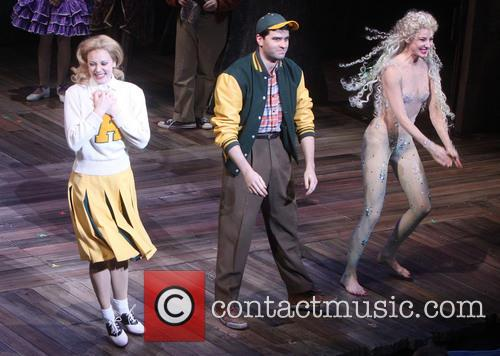 Big Fish, Lara Seibert, Ben Crawford and Sarrah Strimel 8