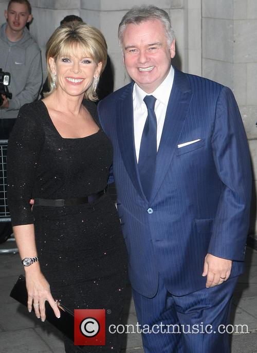 eammon holmes ruth langsford celebrities arriving at the 3895879