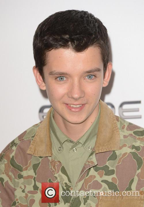 Ender's Game photo call at Odeon