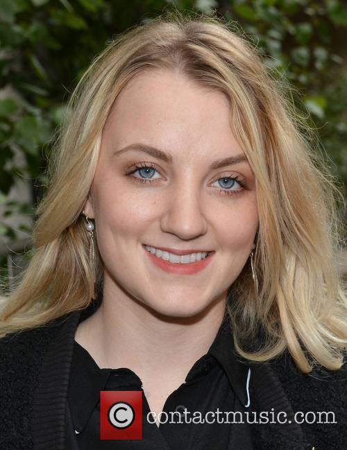 Harry Potter actress Evanna Lynch