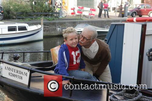 Johnny Knoxville Bad Grandpa Jackson Nicholl