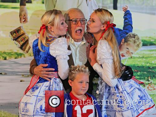 'Bad Grandpa' photocall