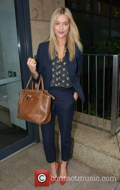 Laura Whitmore at Today FM