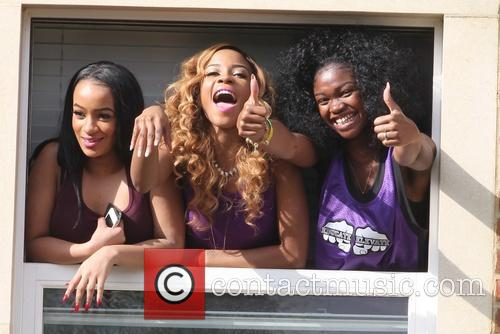 Miss Dynamix  X factor House