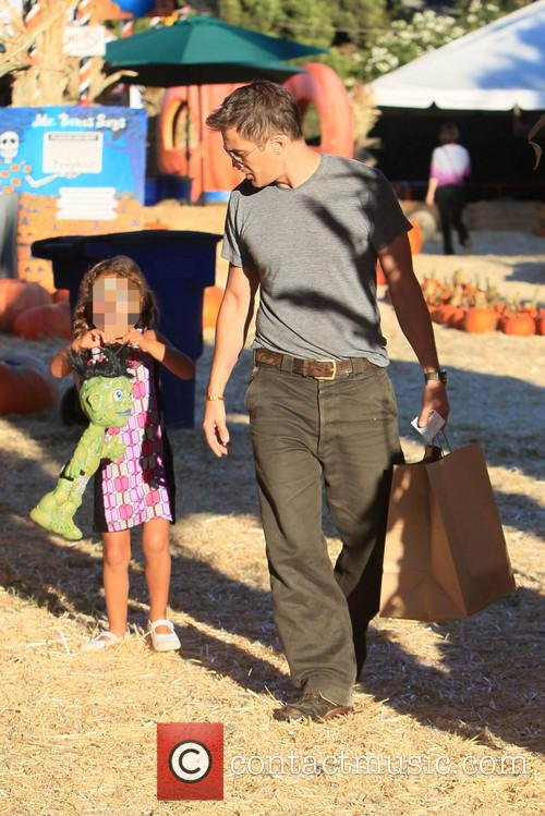 Olivier Martinez and Nahla Aubry 7