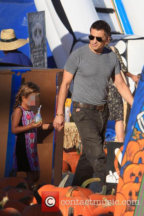 Olivier Martinez and Nahla Aubry 24