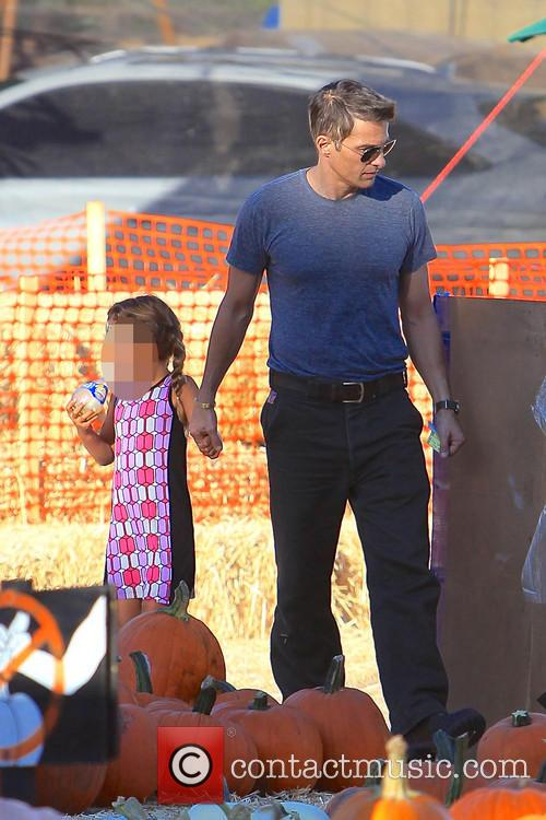 Olivier Martinez and Nahla Aubry 32