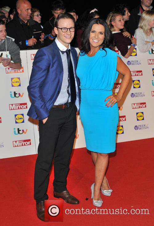 Susanna Reid and Guest 2