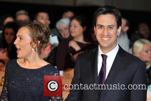 Ed Miliband and Justine Thornton 8