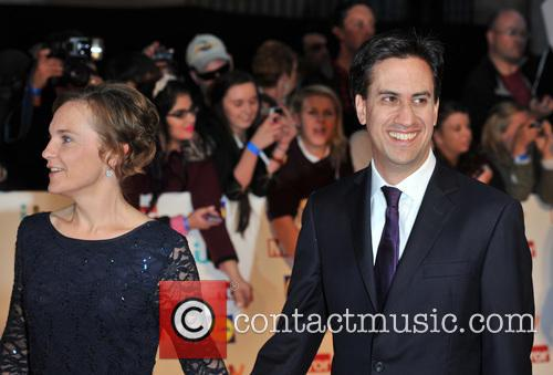 Ed Miliband and Justine Thronton 10