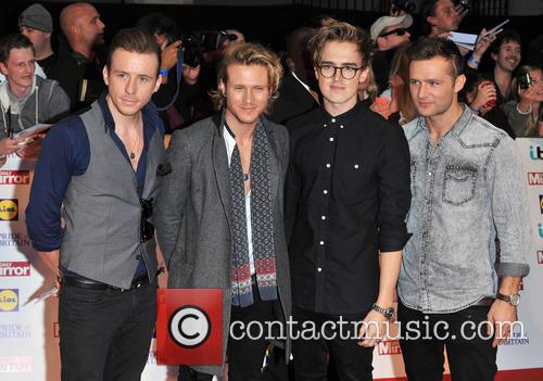 McFLy, Grosvenor House